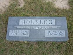 Boyd B. Bouslog