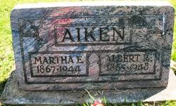 Martha Ellen <i>Ashba</i> Aiken