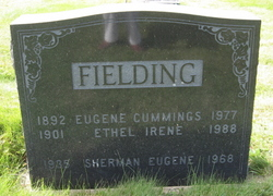 Ethel Irene <i>Crow</i> Fielding