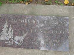 Luther R. Loftness