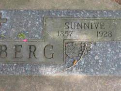 Sunnive Rostberg