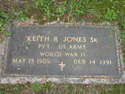 Keith R. Jones, Sr