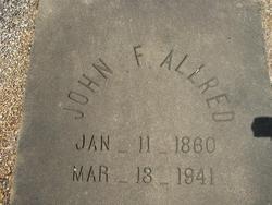John Frank Allred