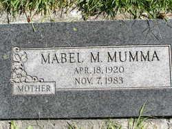 Mabel May <i>Webb</i> Mumma