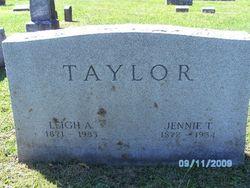 Leigh A Taylor