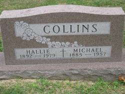 Hallie Allyne <i>McMullin</i> Collins