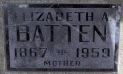Elizabeth Ann <i>Buchanan</i> Batten