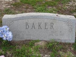 Johnny Coit Baker