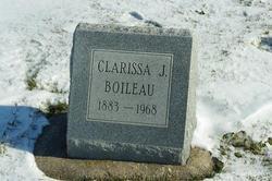Clarissa J Boileau