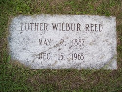 Luther Wilbur Reed