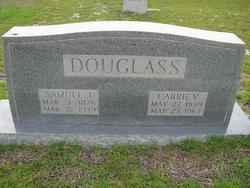 Carrie V. Douglass