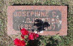 Josephine C <i>Smithback</i> Gjertson