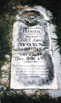 Mariah A <i>Smith</i> Austin