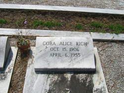 Cora Alice Rich