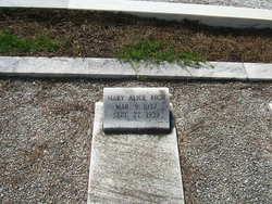 Mary Alice Rich