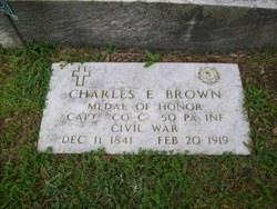 Charles E. Brown
