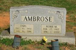 Farl Ambrose