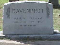 Lula Mae Davenport