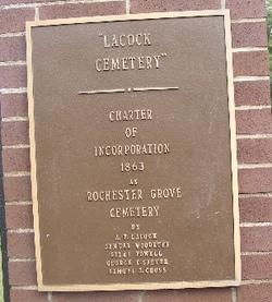 Lacock Cemetery