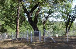 Spanish Dry Diggings Cemetery