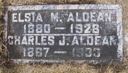 Elsia May <i>Crandall</i> Aldean