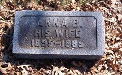 Anna B <i>Shaeffer</i> Baublitz