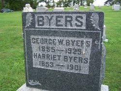 Harriet <i>Stoops</i> Byers