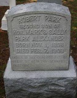 Robert Park Alexander