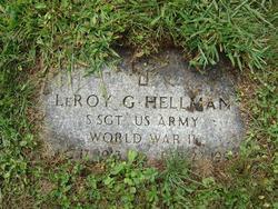 Leroy G Hellman