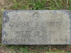 Charley Schwerdt