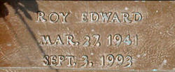 Roy Edward White