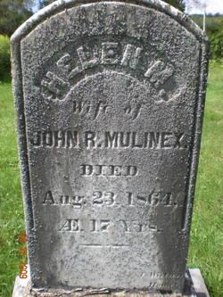 Helen M. Mulinex
