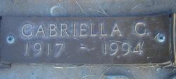 Gabriella Genevieve <i>St. Peter</i> Boivin