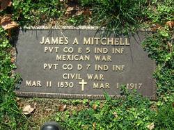 James Alexander Mitchell
