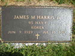 James M Harris, Jr