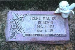 Irene <i>Waldron</i> Roff Robison