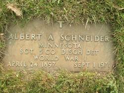 Albert Andrew Schneider