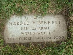 Harold Vincent <i>Sorenson</i> Bennett