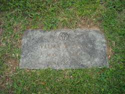 Velma Louise <i>Thompson</i> Lyda