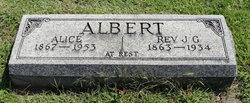 Rev Jeremiah Greenleaf Albert