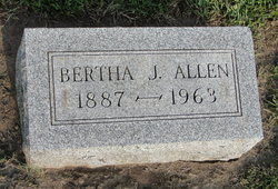 Bertha J. Allen