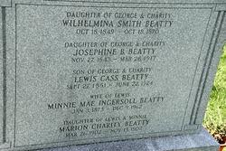 Josephine B Beatty