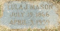 Lucinda Jane <i>Latimer</i> Mason