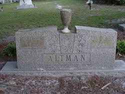 Hattie J. <i>Miller</i> Altman