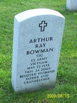 Arthur Ray Bowman