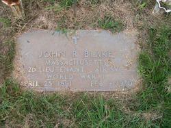 John R Blake