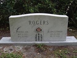 Cynthia Ann Rogers