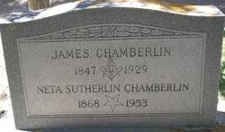 NETA <i>SUTHERLIN</i> CHAMBERLIN