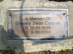 Drewey Dean Cantrell