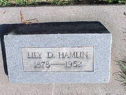 Lily Daisy <i>Warner</i> Hamlin